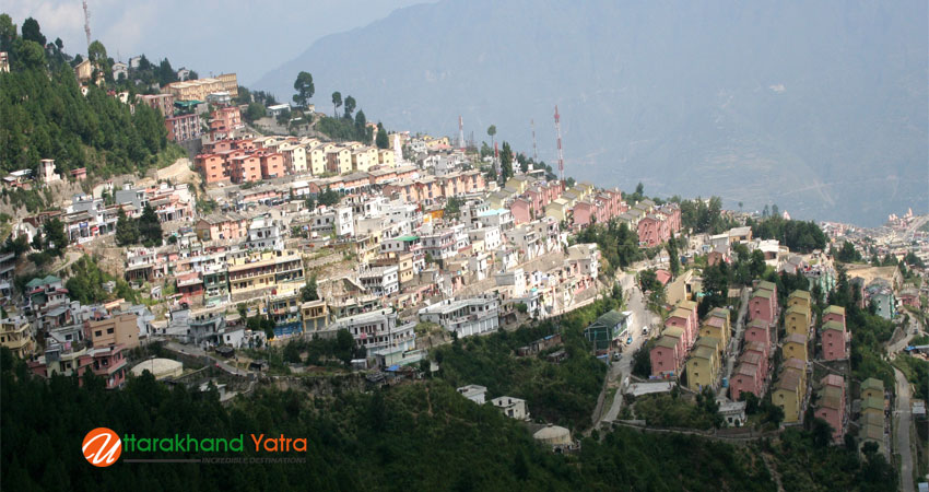 places near to new tehri